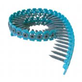Makita 25x3.9mm PH2 Phosphate Collated Screw Strips - 1,000 Pack (F-30913)
